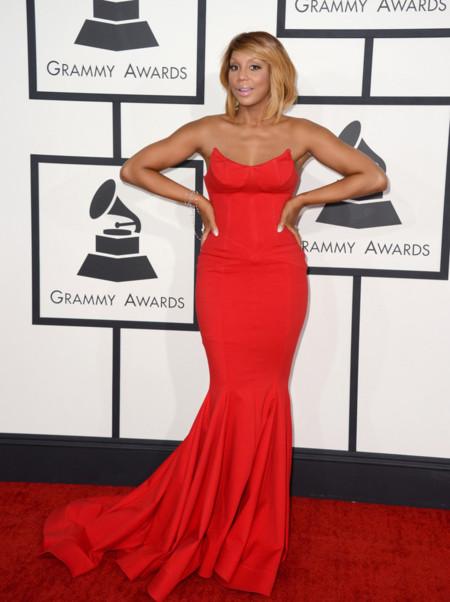 Tamar Braxton Grammy 2014