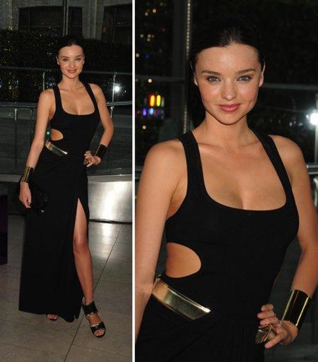 Miranda Kerr premios CFDA 2011