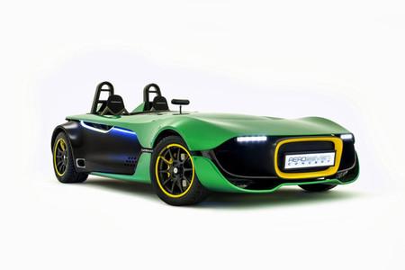 Caterham AeroSeven Concept - desarrollado junto con Renault
