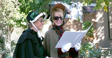 Britney y Ellen
