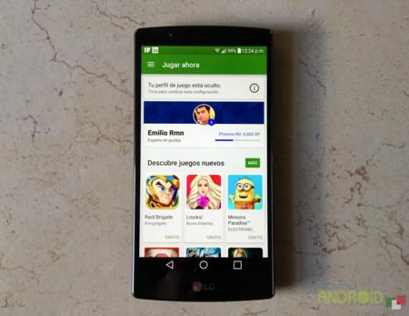 Google Play Games se actualiza y nos permite grabar la pantalla de nuestros juegos favoritos