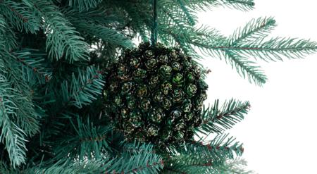 Bola Mini Pinas Navidad El Corte Ingles