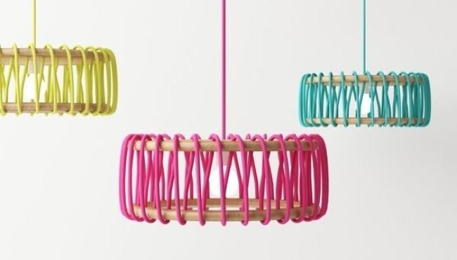 Macaron, lámparas llenas de color para dar un toque de alegría al otoño