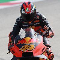 Pol Espargaró no puede firmar por Honda hasta septiembre y KTM contraoferta con cuatro años de contrato