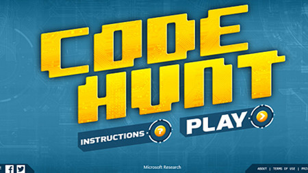'Code Hunt', el juego para aprender a programar de Microsoft Research