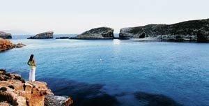 10 islas secretas en el Mediterráneo