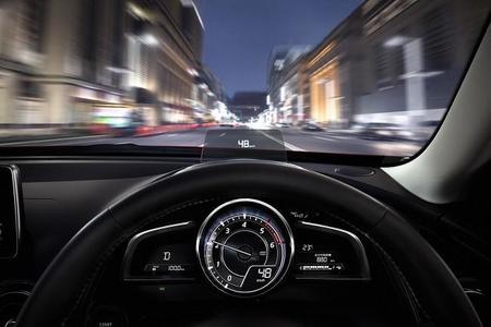 Mazda CX-3 2015 - motores