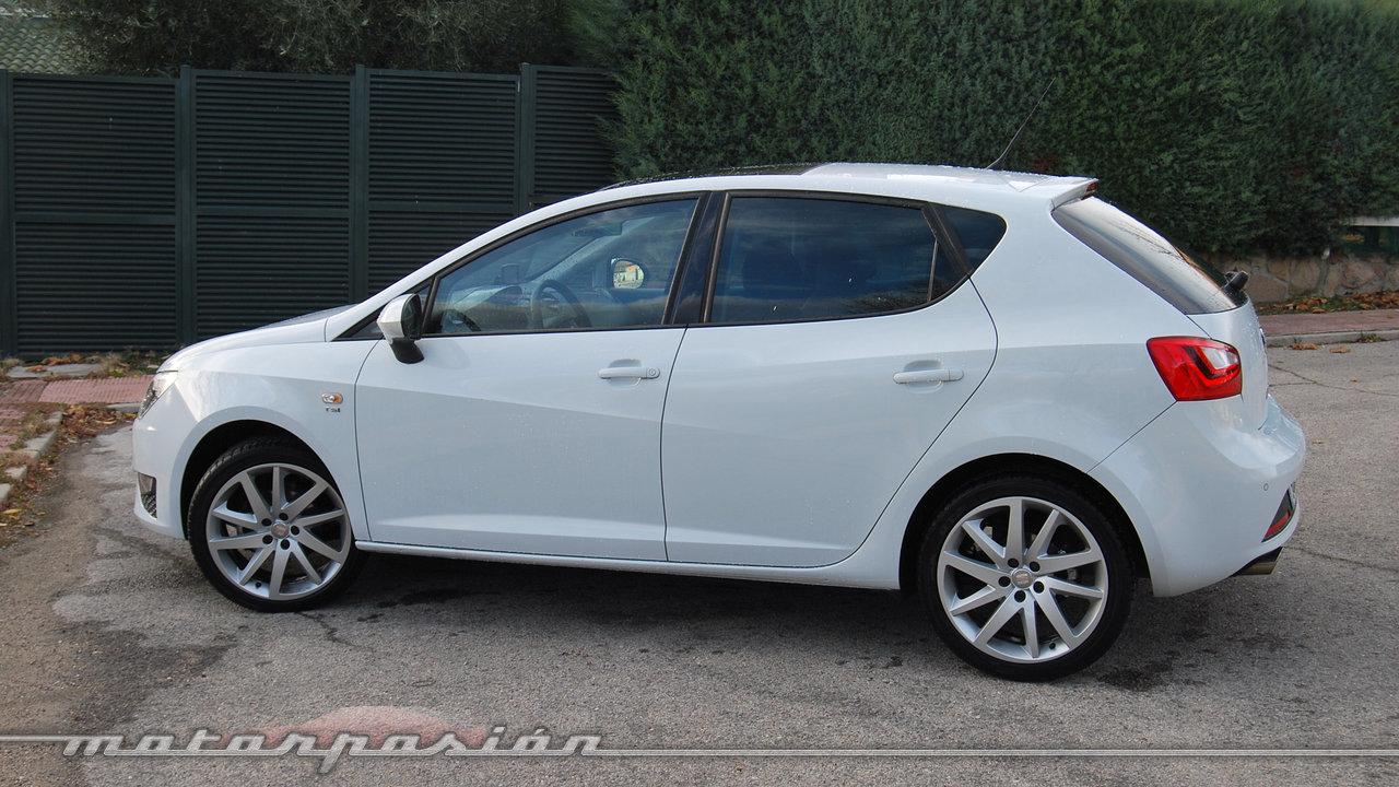 Foto de SEAT Ibiza 1.2 TSI FR (prueba) (6/33)