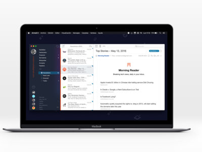 Airmail 3 para Mac ya disponible, estas son todas sus novedades