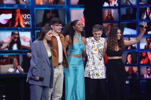 'OT 2020': Nia se alza ganadora de la edición más accidentada de Operación Triunfo tras una gala eterna
