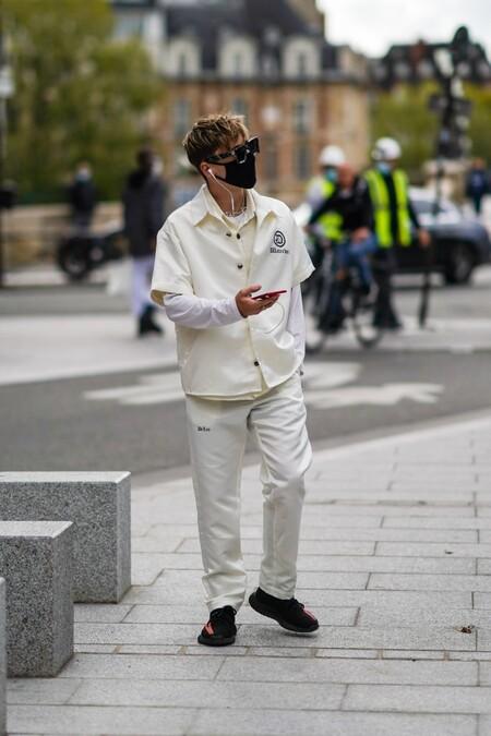El Mejor Street Style De La Semana Trendencias Hombre D