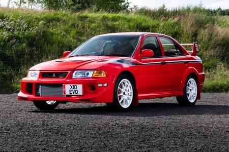 Mitsubishi Lancer Evo VI Tommi Mäkinen: Una joya del rally vendida por más de 4 millones de pesos