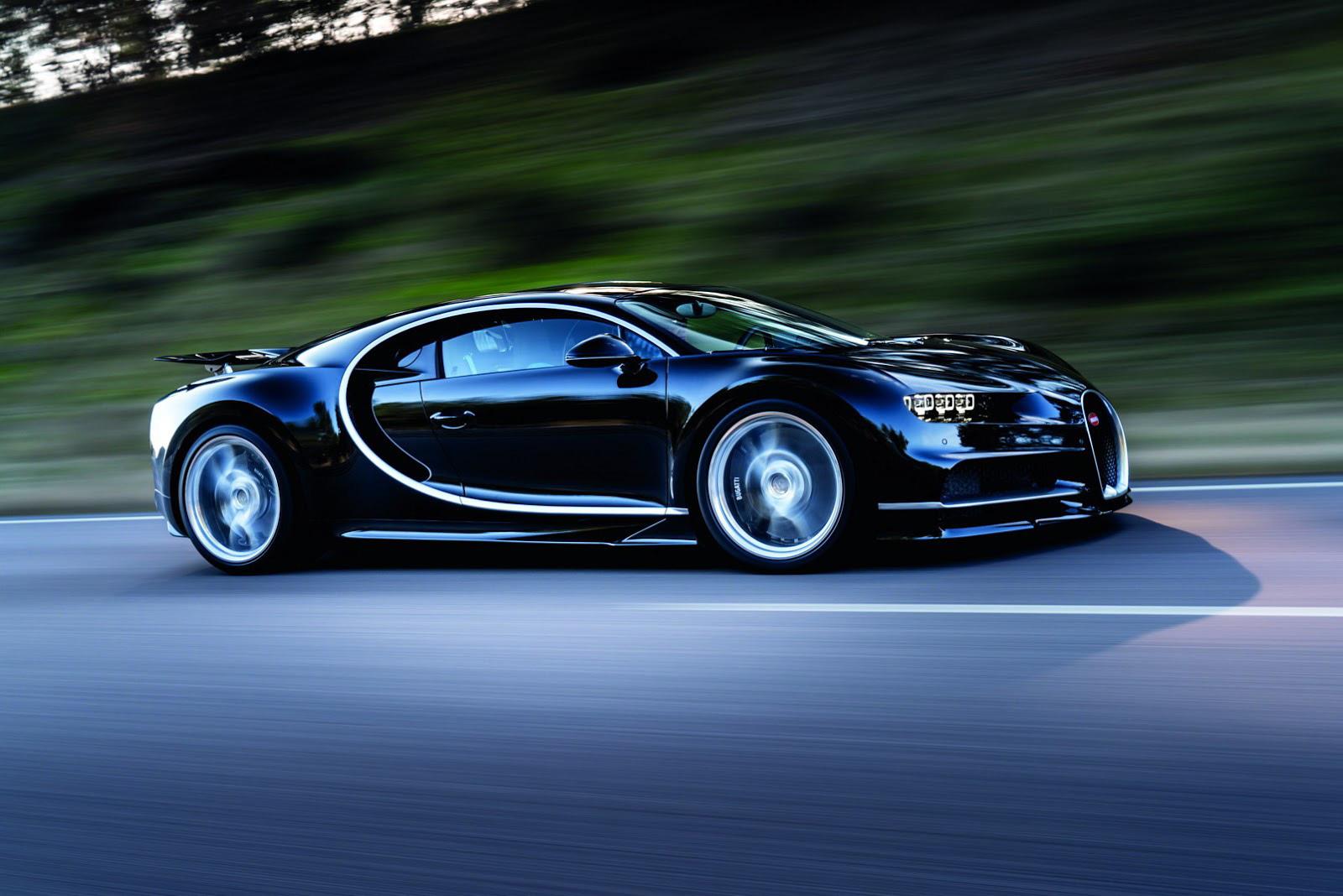 Foto de Bugatti Chiron (37/60)