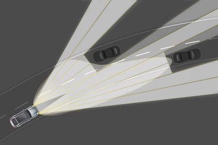 Porsche revoluciona los sistemas de luces con su Matrix LED