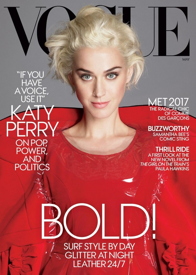 Katy Perry Vogue Magazine May 2017 Cover Photoshoot01