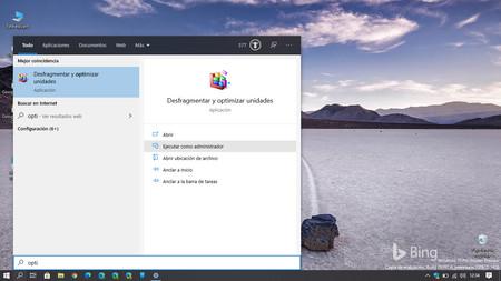 Microsoft ya tiene lista la corrección del fallo que provocaba errores al analizar y optimizar los discos duros