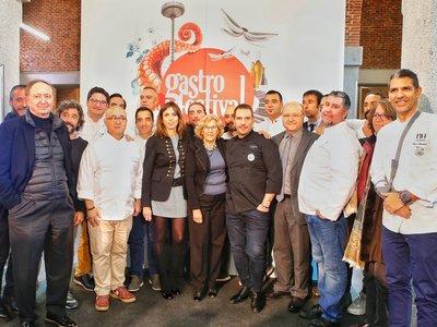 Presentan el Gastrofestival Madrid 2018, con 300 actividades para amantes de la comida y la cultura