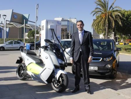 Barcelona ya tiene 13 puntos de recarga rápida para coches eléctricos
