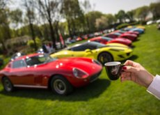 Un paseo en 46 fotos y un vídeo por los Cars & Coffee Italia