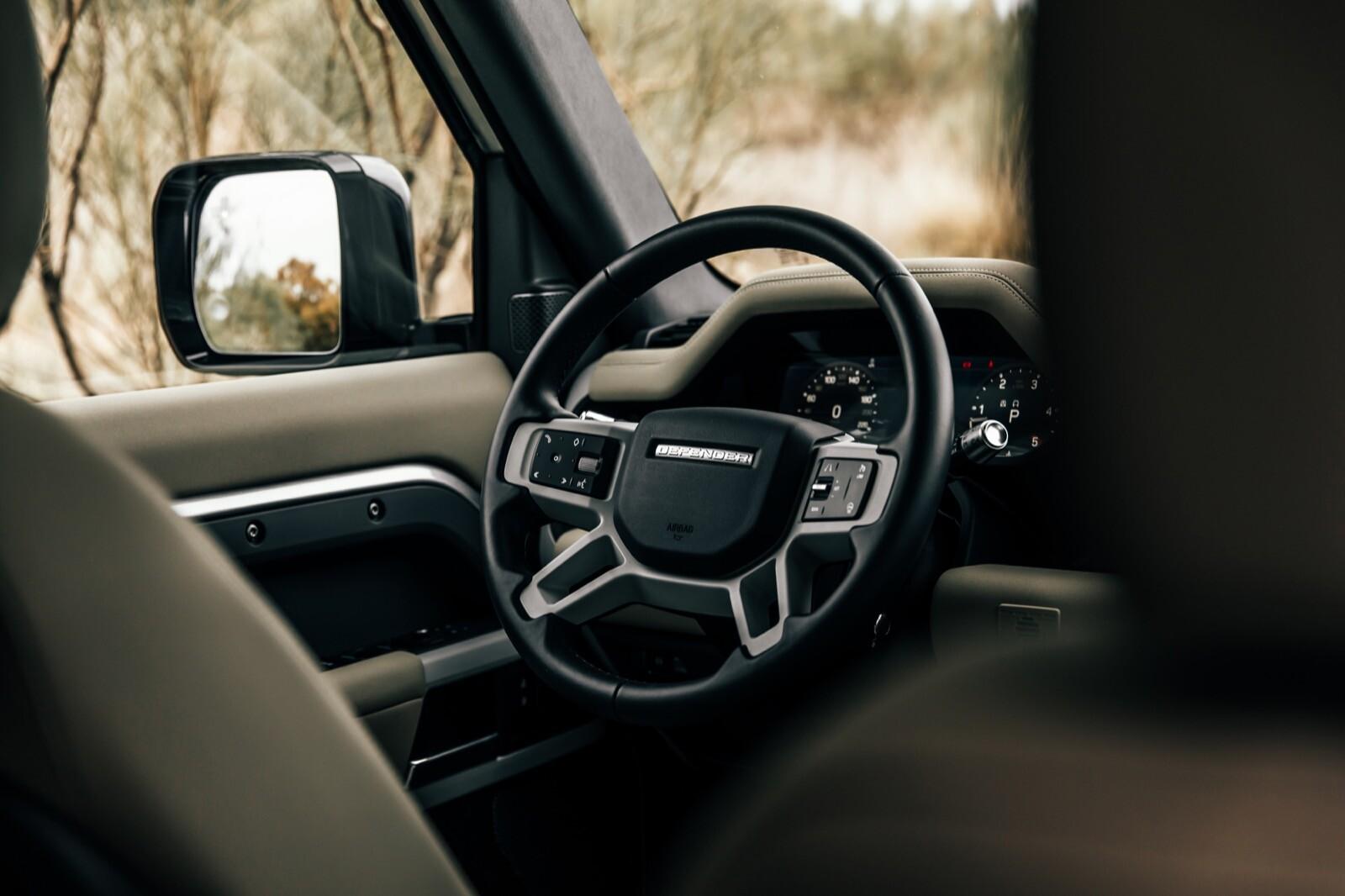 Foto de Land Rover Defender 110 (prueba) (33/41)