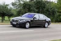 Mercedes-Benz S 500 Intelligent Drive, aventuras de pioneros en pleno siglo XXI