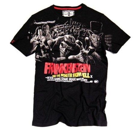 Bershka camiseta Frankestein