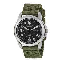 El reloj de pulsera solar para hombre Seiko SNE095P2 está  al venta en Amazon por 115,01 euros