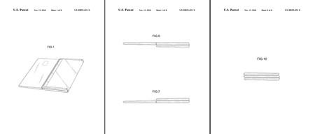 Samsung Tablets Plegables Patente