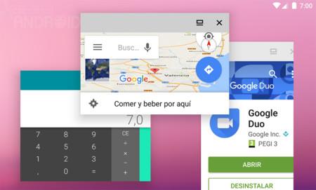Cómo activar las ventanas flotantes de Android 7.0 Nougat