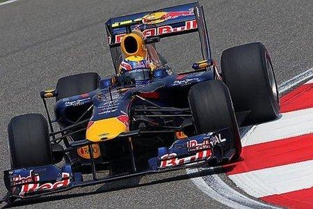 GP de China 2010: Mark Webber el más rápido de la tercera sesión de libres. Red Bull y Ferrari reaccionan de cara a la clasificatoria