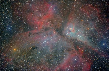 The Eta Carinae Nebula Logan Nicholson