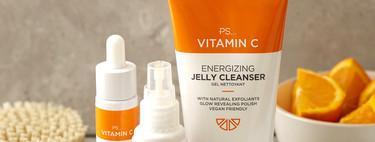 Vitamin C, la gama de Primark Beauty que unifica, protege y da luz a tu piel