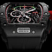El reloj Richard Mille para McLaren que cuesta lo que un P1