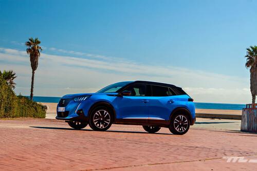 Probamos el  Peugeot e-2008, un SUV eléctrico lleno de cualidades, pero que carece de la más importante