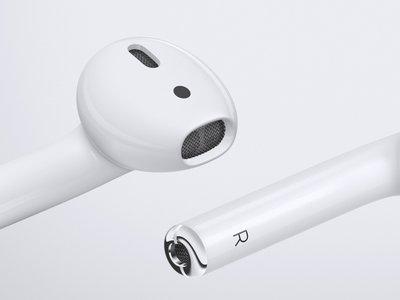 Apple lanza los AirPods 2, una nueva versión con carga inalámbrica para el estuche