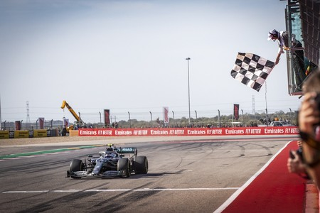 Bottas Austin F1 2019