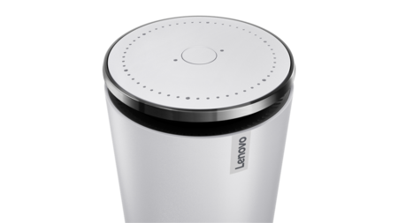 Lenovo Smart Assistant White 4