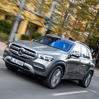 Nuevos Mercedes-Benz GLE 350 e y GLE 350 e Coupé: dos SUV híbridos enchufables y con etiqueta CERO, desde 76.400 euros