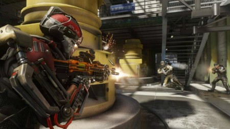 Call of Duty: Advanced Warfare recibe hoy el DLC Reckoning en PC y PS4