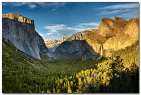 Guía para visitar el Parque Nacional Yosemite