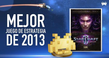 Mejor juego de estrategia de 2013 según los lectores de VidaExtra: StarCraft II: Heart of the Swarm
