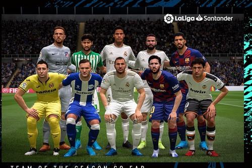 Guía FIFA 20: TOTSSF. Todas las cartas de LaLiga Santander del Equipo de la Temporada y los nuevos objetivos temáticos
