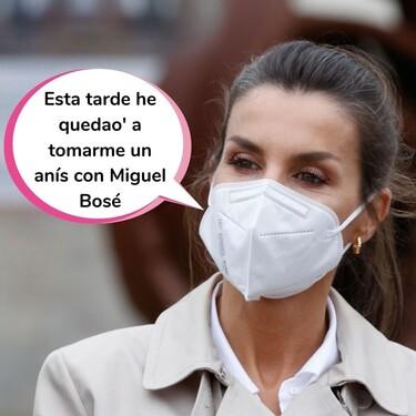 ¿Y la vacunación de la reina Letizia Ortiz pa cuando? Las teorías conspiratorias (y dignas de Iker Jiménez) que la señalan como 'antivacunas'