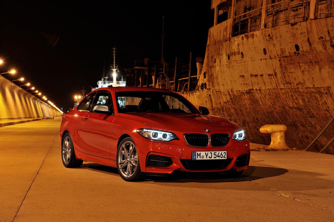 Foto de BMW Serie 2 Coupé (14/55)