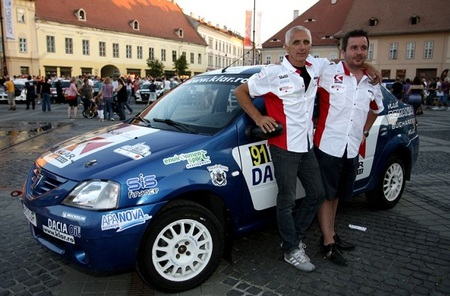 François Delecour volverá a disputar el Rallye Monte-Carlo