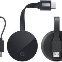 Así luce el nuevo 'Google Chromecast Ultra' listo para 4K, según evleaks