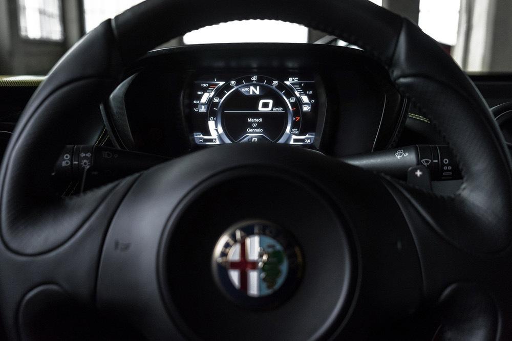 Alfa Romeo 4C Spider (51/69)