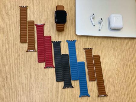 Apple planea un rediseño de las correas Loop de piel según un rumor