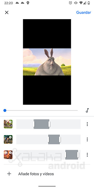 Google Foto Film