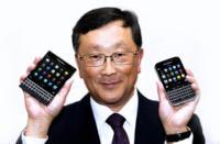 John Chen, el presidente de BlackBerry, no se siente intimidado por Xiaomi y Obi